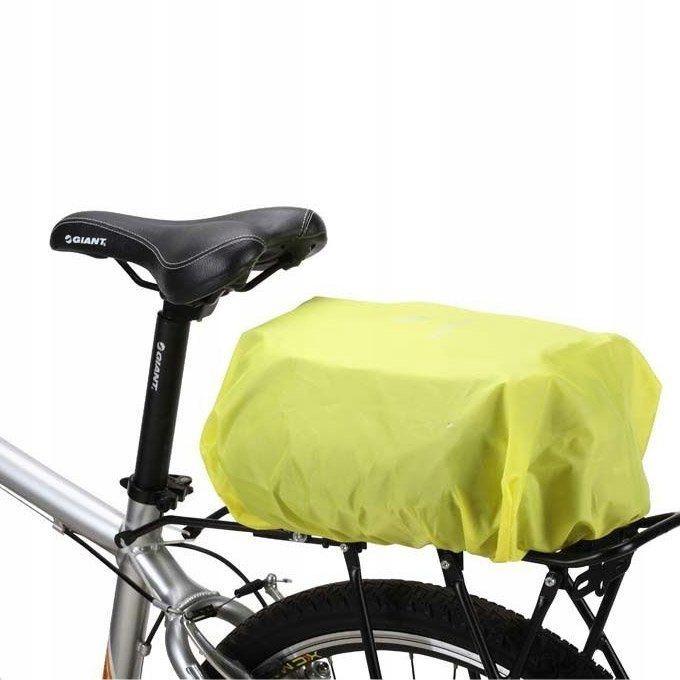 pokrowiec przeciwdeszczowy z gumką na torbę plecak