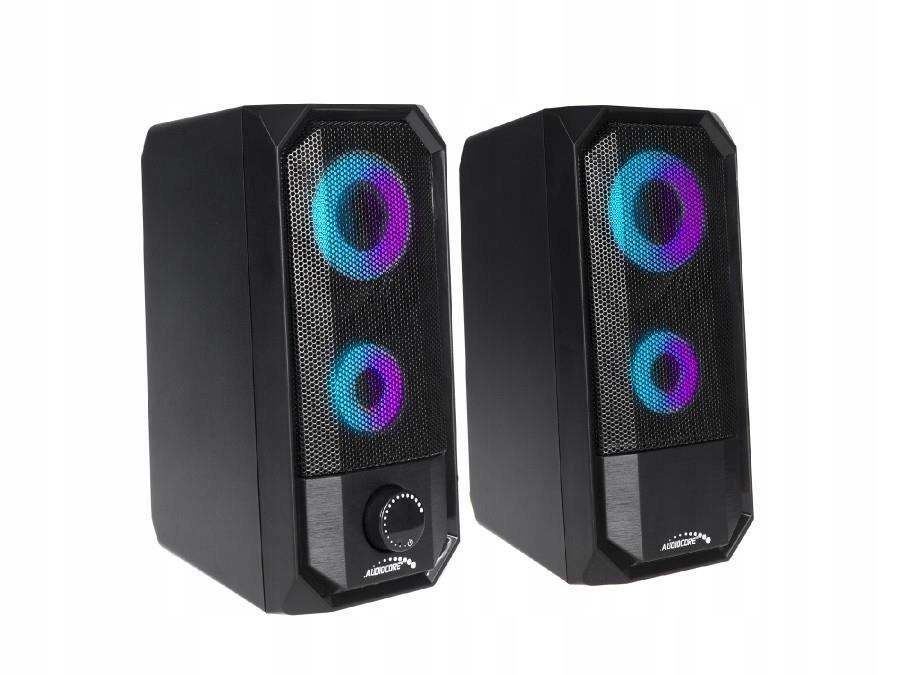Głośniki Audiocore AC845 komputerowe bluetooth 4.2