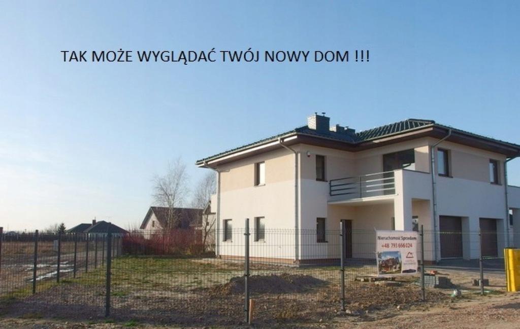 Dom Komorniki, poznański, 160,00 m²