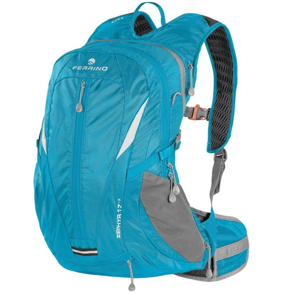 Plecak FERRINO Zephyr 17+3 - Kolor Niebieski