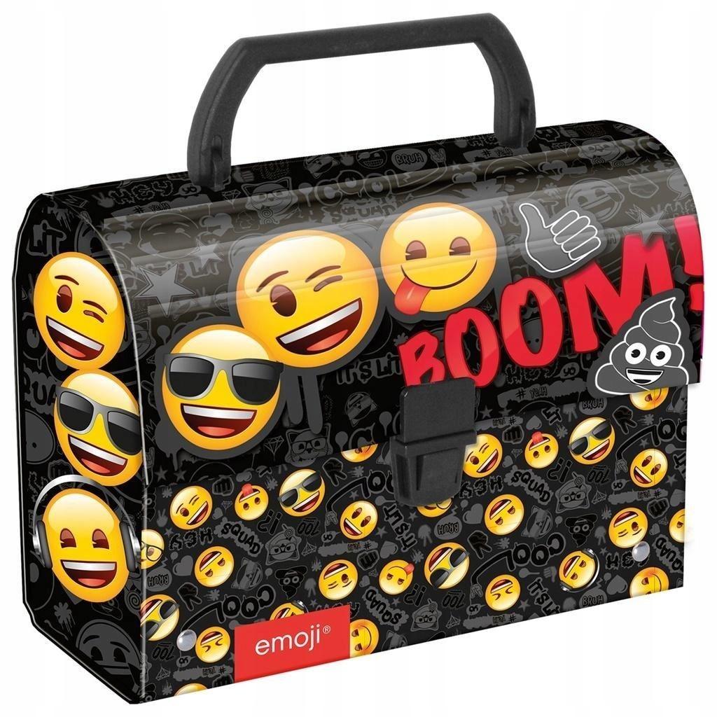 Kuferek oklejany Emoji DERFORM