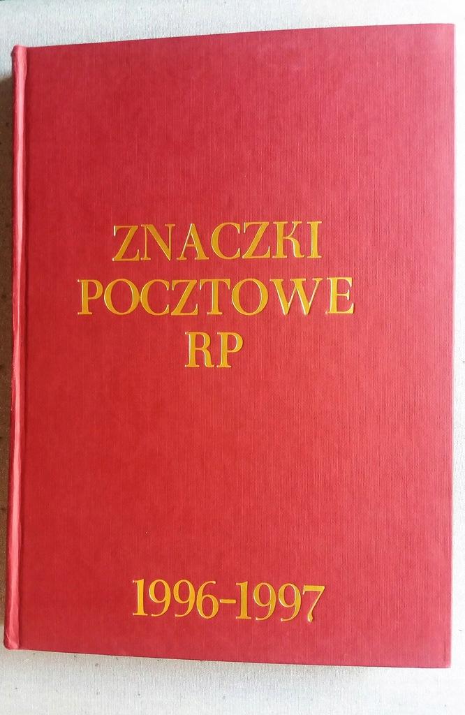 Znaczki w klaserach jubileuszowych ** 1996 - 97