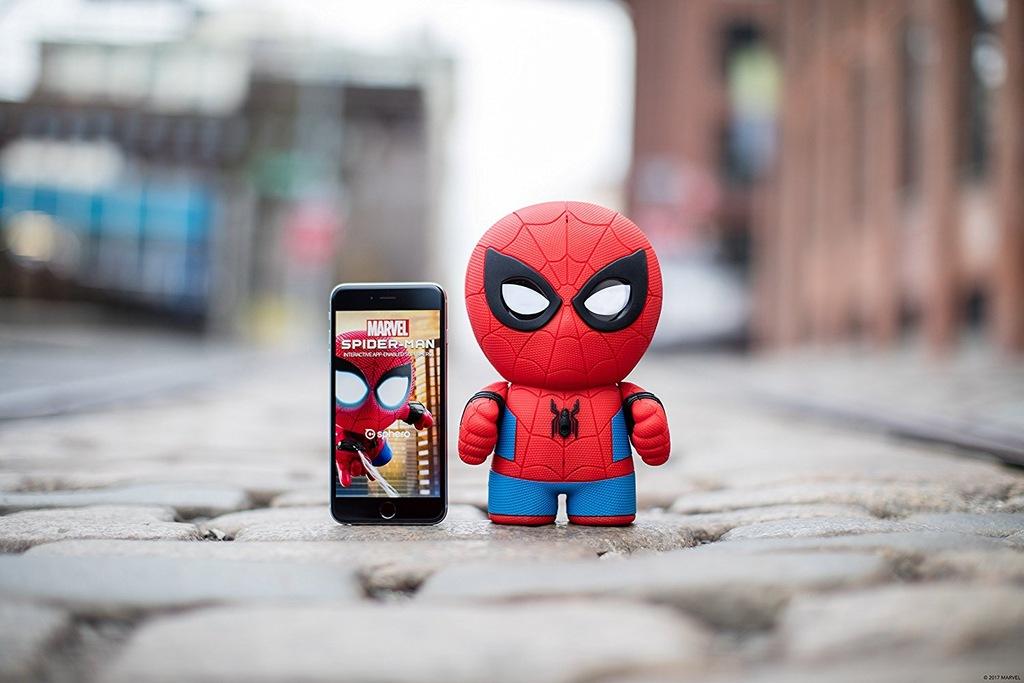 INTERAKTYWNA ZABAWKA SPHERO SPIDER MAN iOS ANDROID