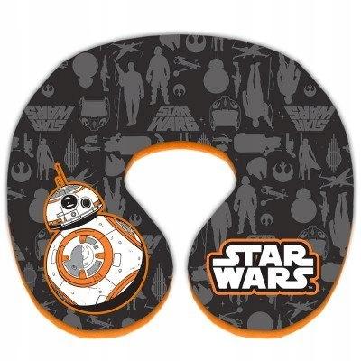 Komfortowy sen zagłówek do auta Star Wars DISNEY