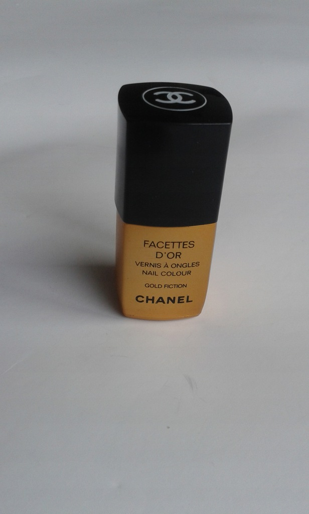 CHANEL Facettes D'or Gold Fiction Nail Polish 13ml