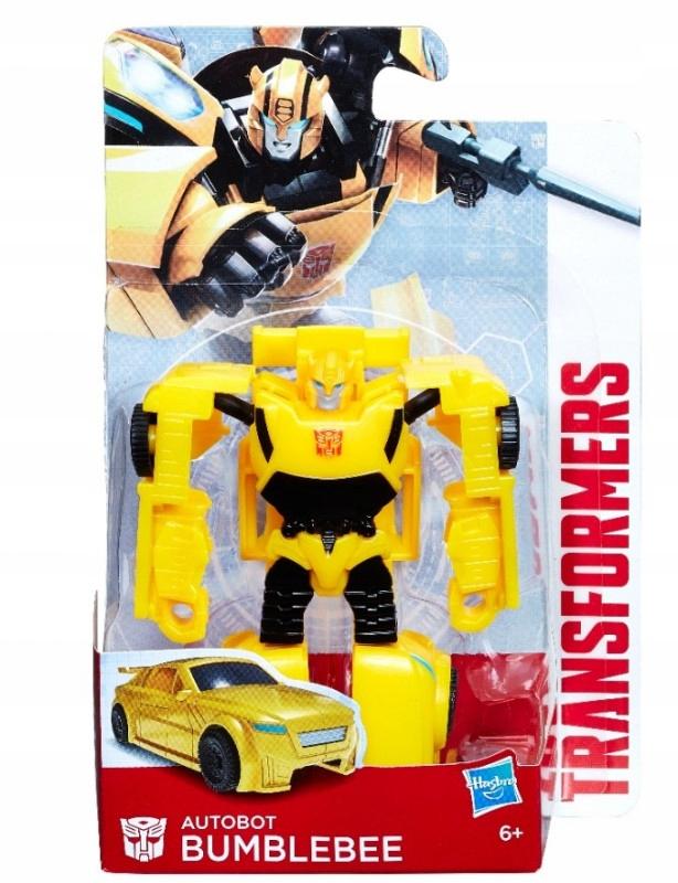 Hasbro Figurka Transformers Authentics Bravo Bumbl