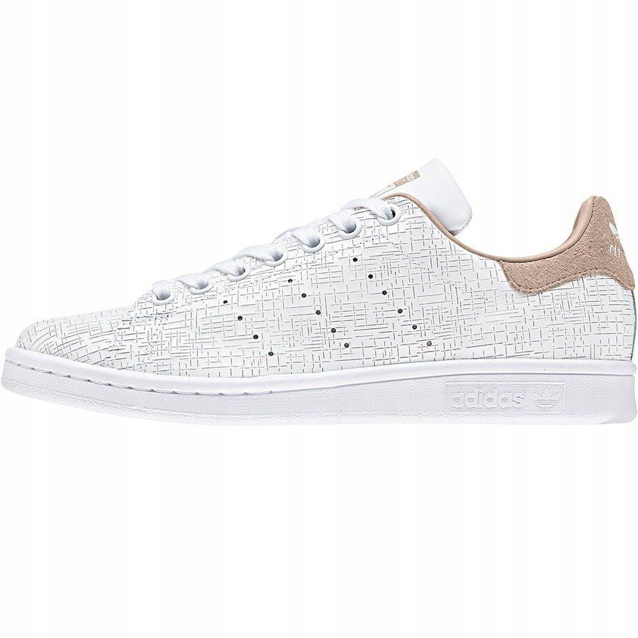 Adidas Buty damskie Stan Smith białe r. 39 13 (CQ2818) w