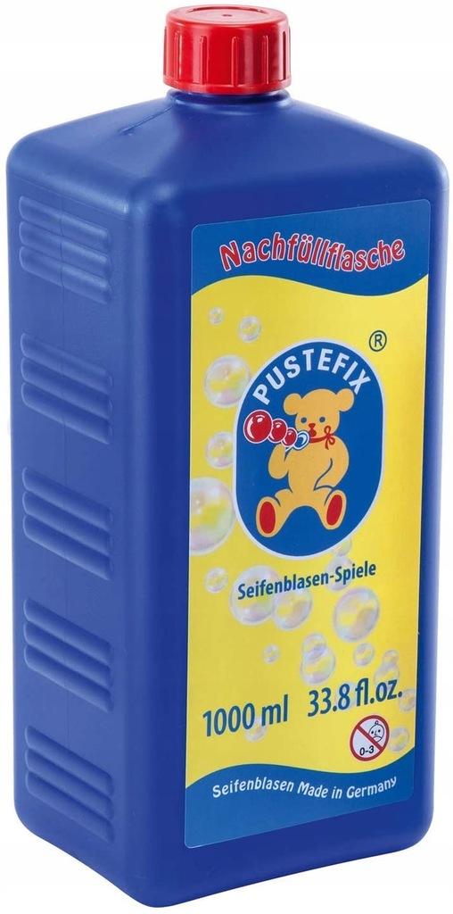Pustefix płyn do baniek mydlanych 1000 ml
