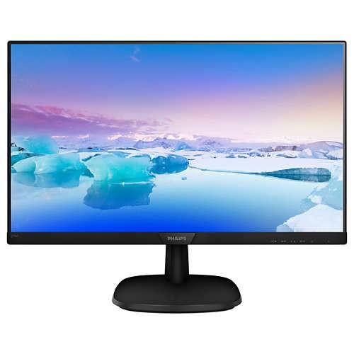 Monitor 27 273V7QJAB IPS HDMI DP Głośniki