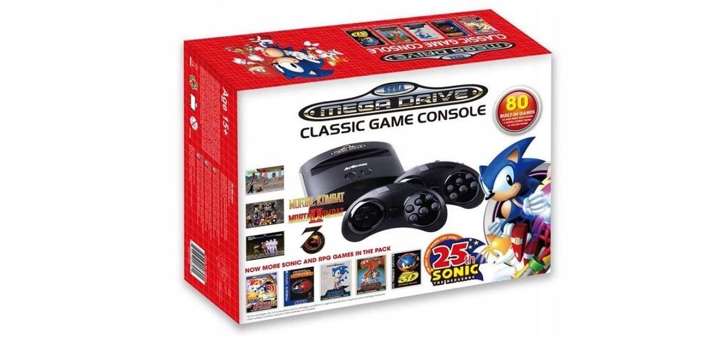 Sega Mega Drive Classic Konsola Bezprzewodowe PADY