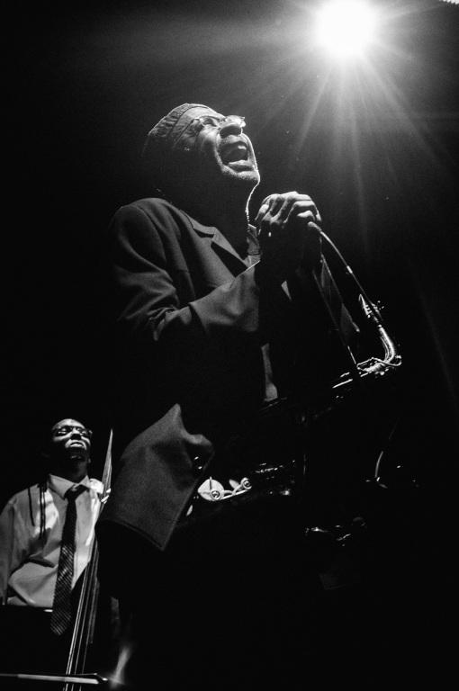Zdjęcie Kenny Garrett –  Bielska Zadymka Jazzowa