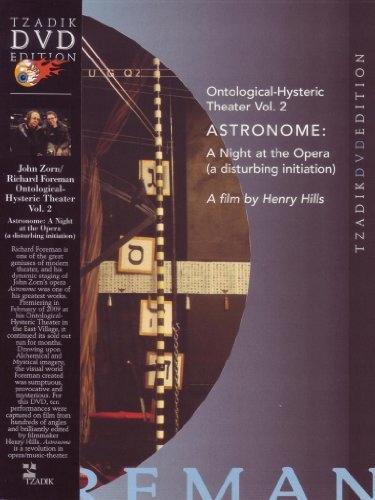 DVD Zorn, John - Astronome - A Night At.. .. The O