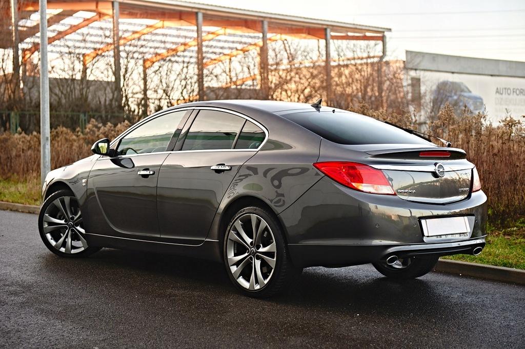 Opel Insignia Opc Line Led Na Bogato 8797229048 Oficjalne Archiwum Allegro