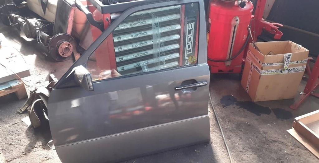 Drzwi Mercedes W124 LEWE PRZÓD