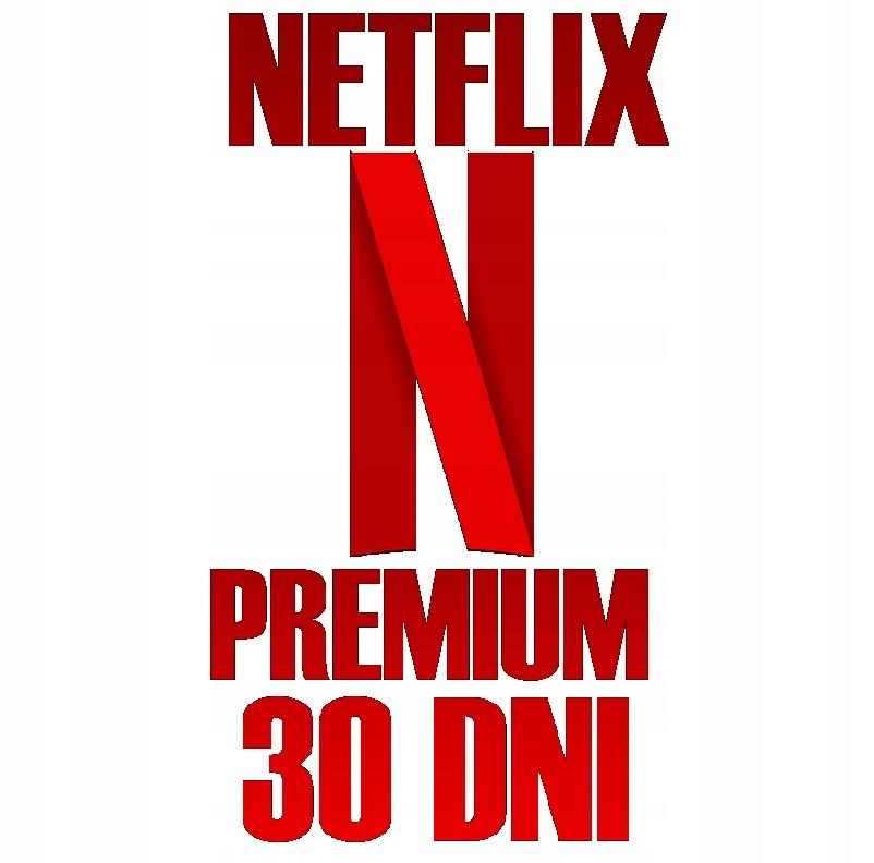 Netflix Premium 30 Dni Gwarancja Polskie Konto 8700691055 Oficjalne Archiwum Allegro