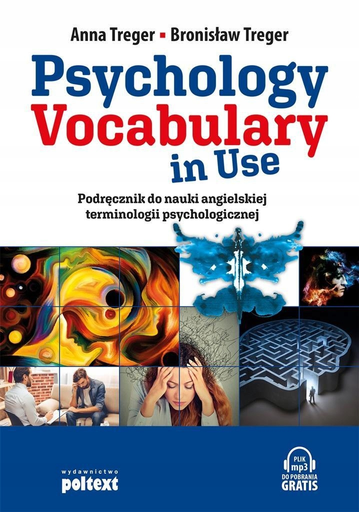 PSYCHOLOGY VOCABULARY IN USE. PODRĘCZNIK DO...