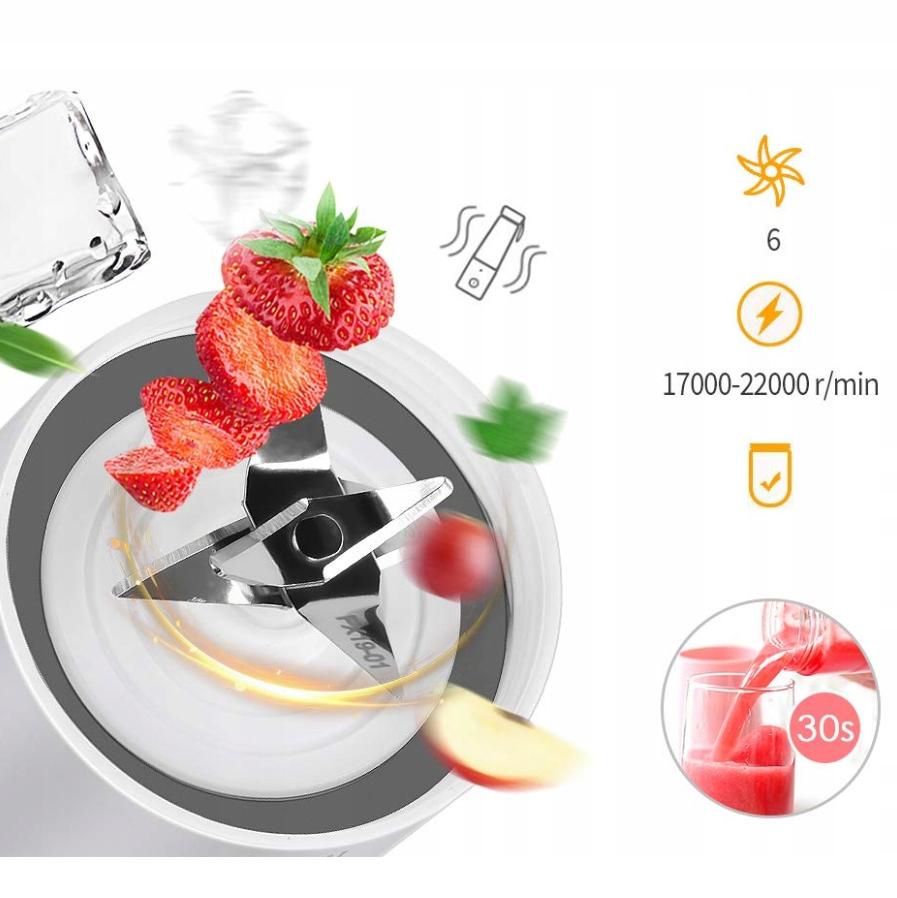 ENKLOV Z7 Owoc Smoothie Maker Sokowirówka Blender