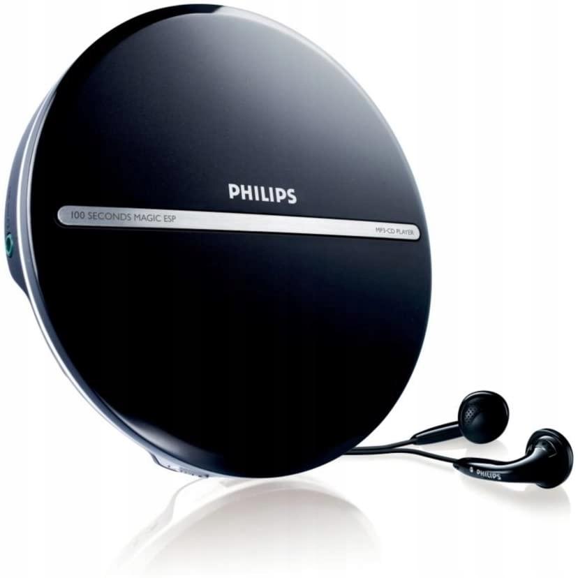 DISCMAN MP3-CD Philips EXP2546 fv23%