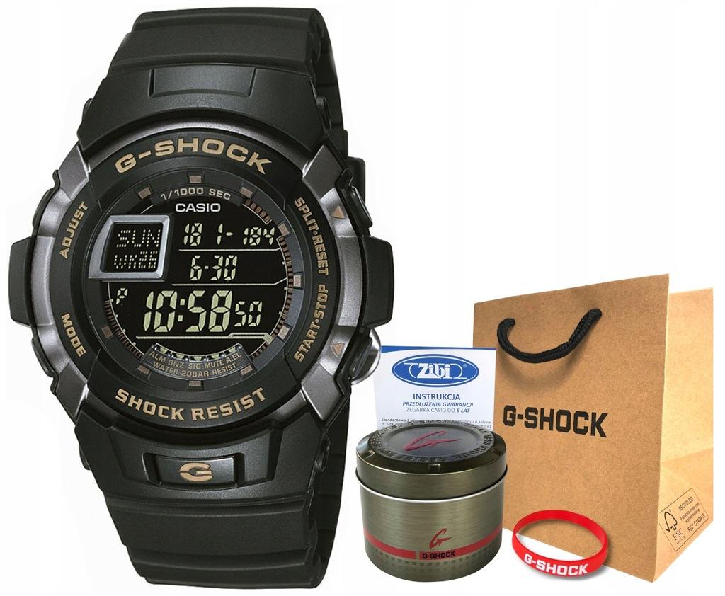 Zegarek dla chłopca Casio G-SHOCK G-7710-1ER