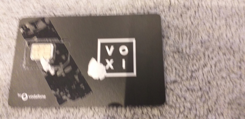 VOXI KARTA SIM STARTER