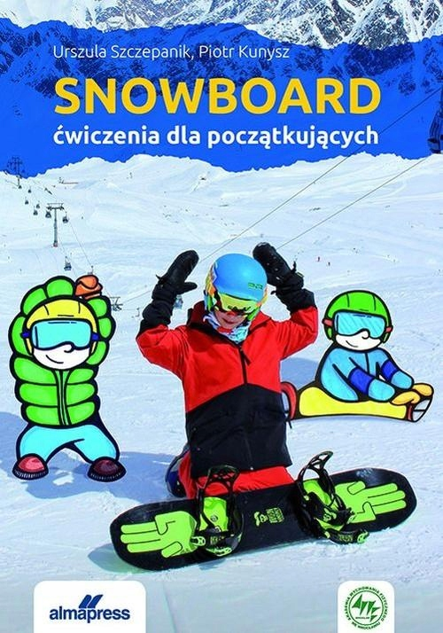 SNOWBOARD ĆWICZENIA DLA POCZĄTKUJĄCYCH