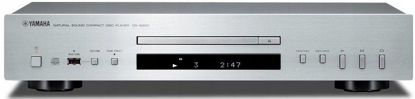 Yamaha CD-S300 SREBRNY - SALON, ODSŁUCHY PABIANICE