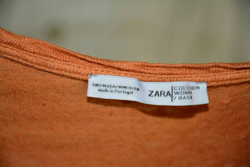 Komplet spódnica + bluzka