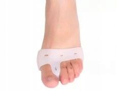 Szyna ortopedyczna na haluksy 2 szt. silikonowa