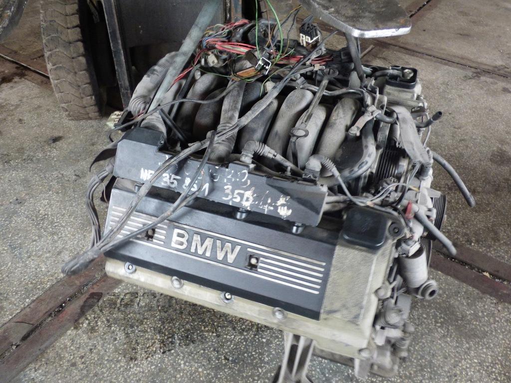 Silnik BMW 735 E38 3.5 V8 32V 235 KM M62B35