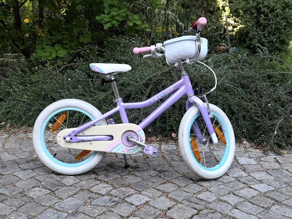 """Rower dziecięcy GIANT Adore 16"""""""