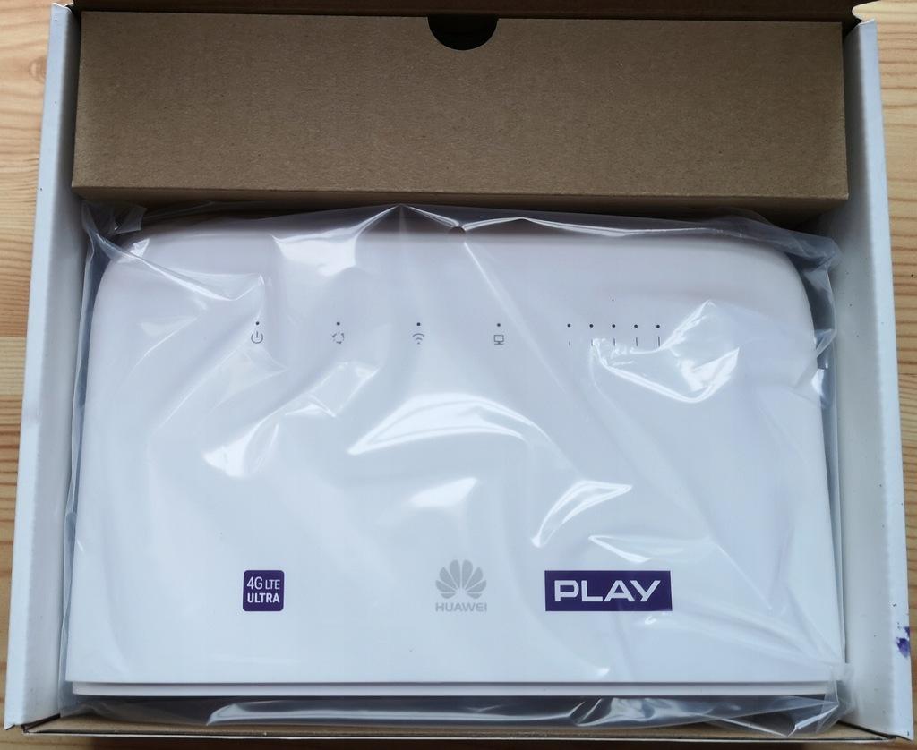Router Huawei b715 , nieużywany Gwarancja