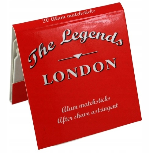 The Legends London Ałun na skaleczenia po goleniu