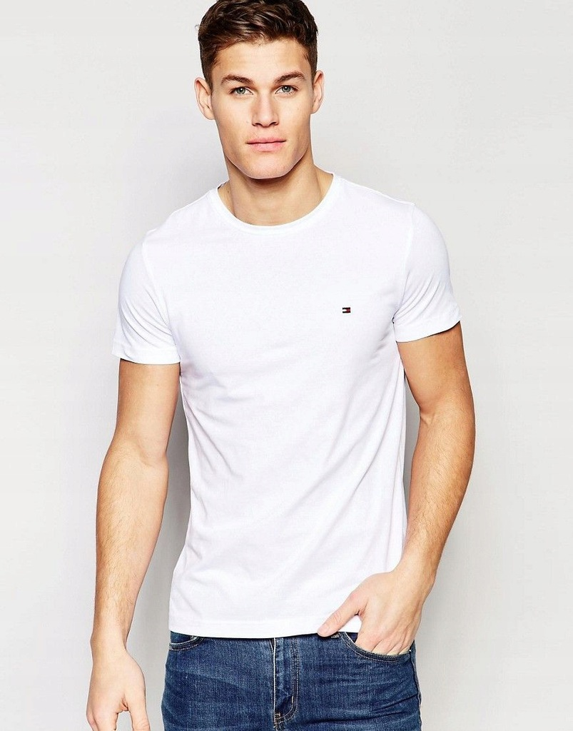 NOWY T-SHIRT TOMMY HILFIGER ROZ. S