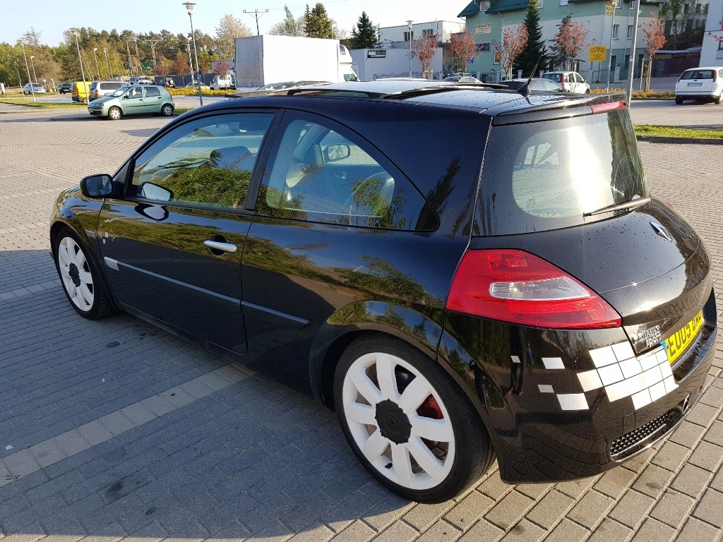 Renault Megane Ii Rs 225km Sport 2005 8052792226 Oficjalne Archiwum Allegro