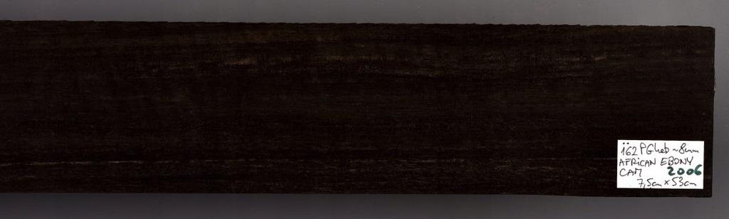 Drewno HEBAN AFRYKAŃSKI na podstrunnicę gitary 162