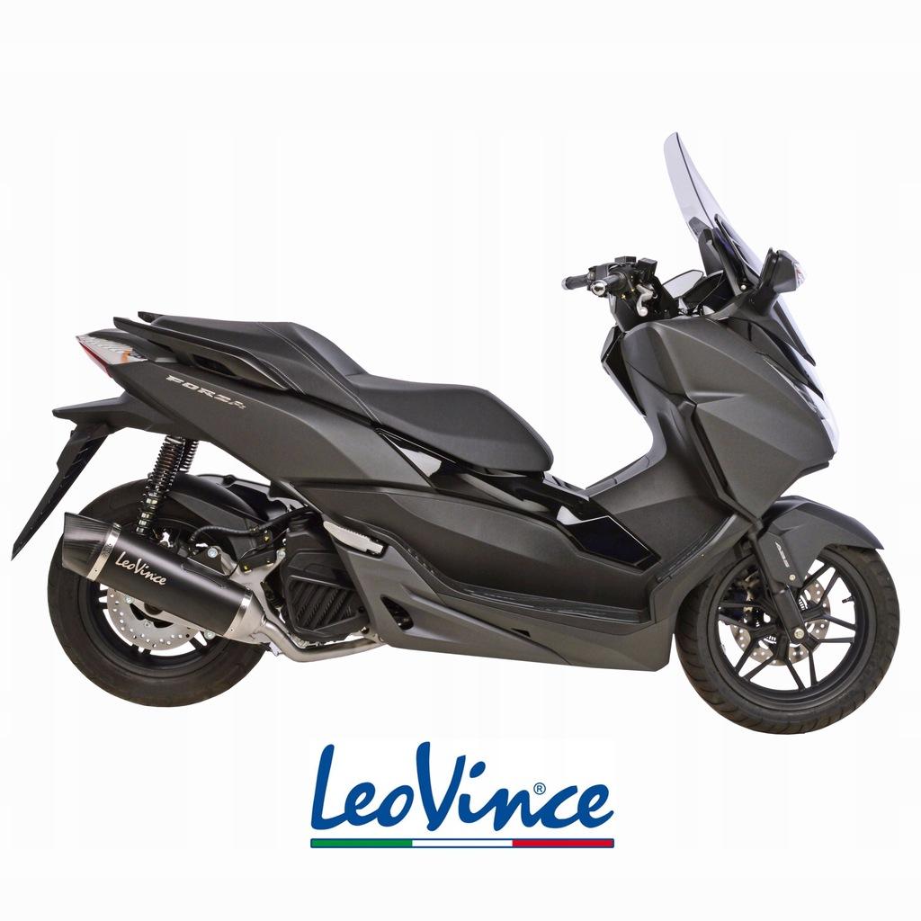 Tlumik Wydech Leovince Nero Honda Forza 125 15 17 8763255617 Oficjalne Archiwum Allegro