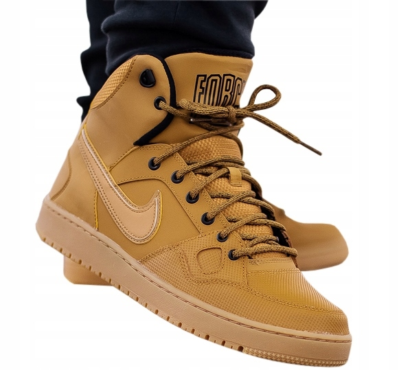 Nike Son of Force Mid air 1 WODOODPORNE ZIMOWE45,5