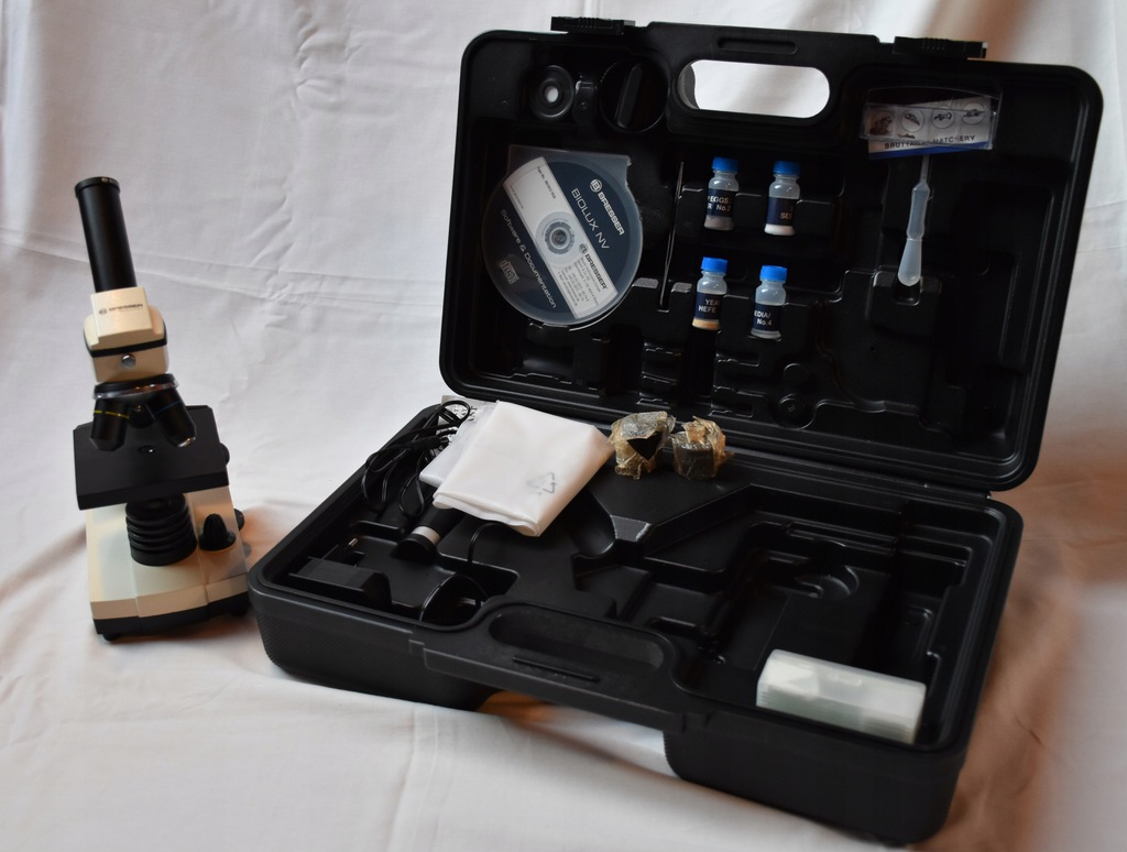 Mikroskop optyczny Bresser Biolux NV