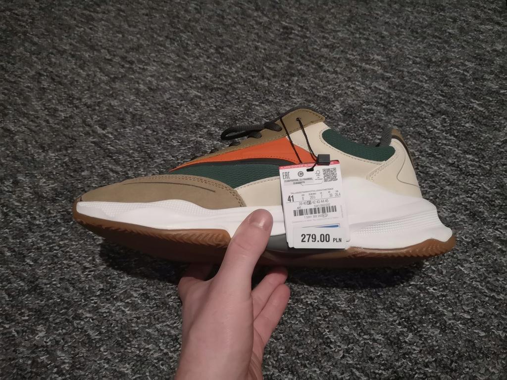 Zara buty sneakersy daddy shoes rozmiar 42 yeezy