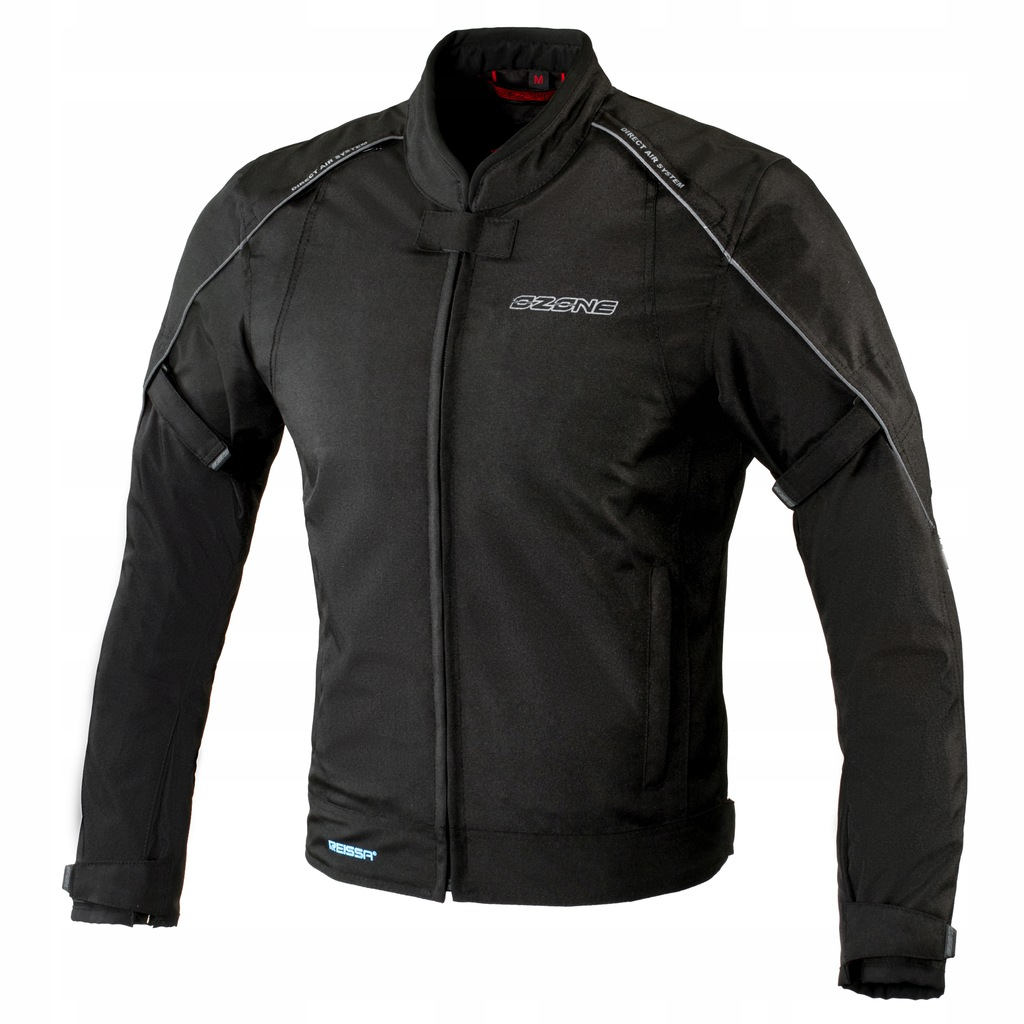 OZONE SPOT III EVO BLACK kurtka tekstylna +gratis