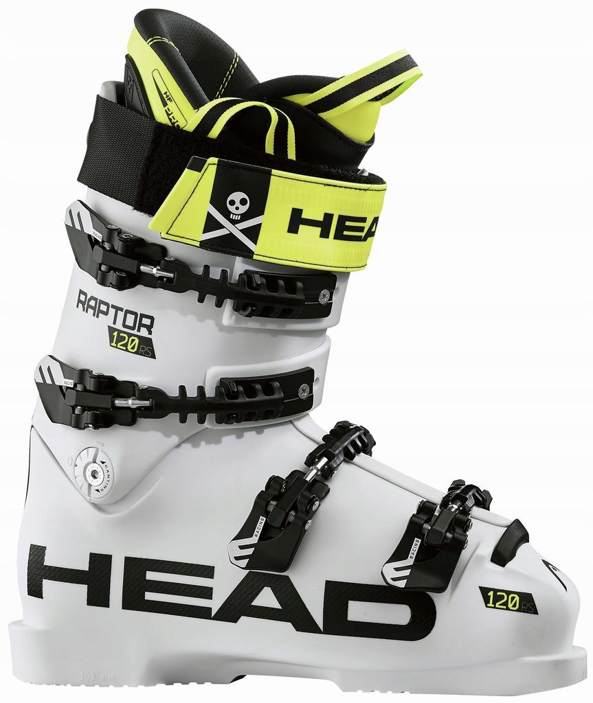Head buty narciarskie Raptor 120S RS White 27,5