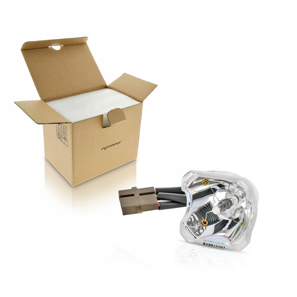 Bańka Movano do lampy projektora NEC VT57 50029923