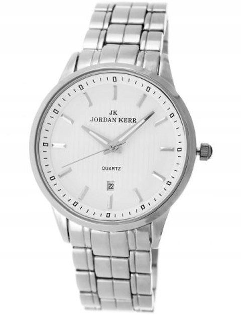 Zegarek Męski Jordan Kerr SODER 50901-4 Prezent