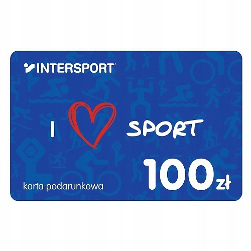 VOUCHER INTERSPORT - 100PLN