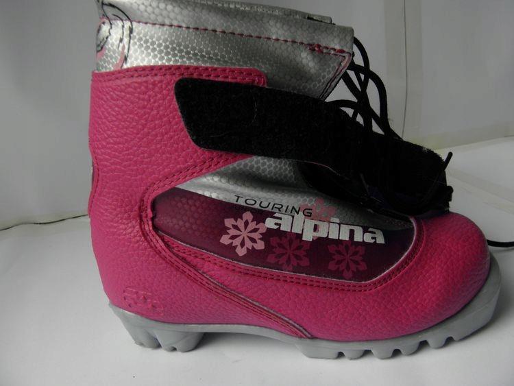 Buty do nart biegowych ALPINA frost NNN 34 22 cm