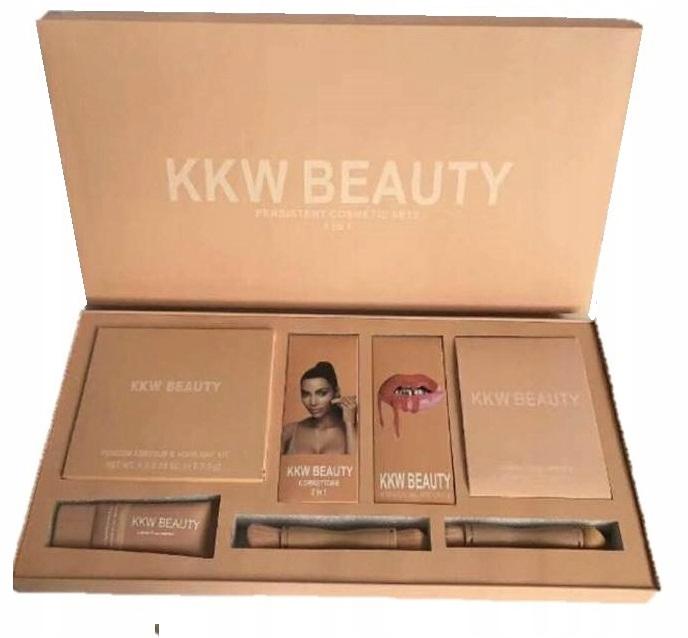 Zestaw Kylie Jenner I Kim Kardashian Kkw Beauty 8113368704 Oficjalne Archiwum Allegro