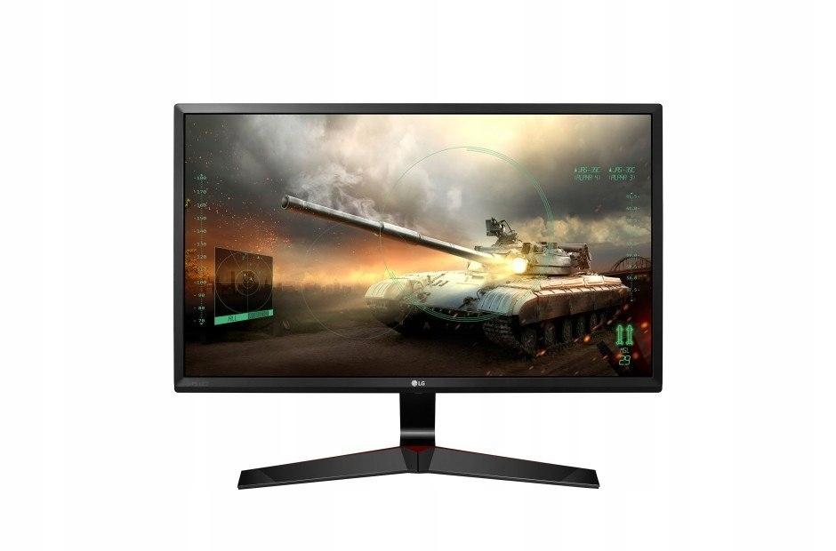 Monitor 23.8 24MP59G-P IPS FullHD 1ms