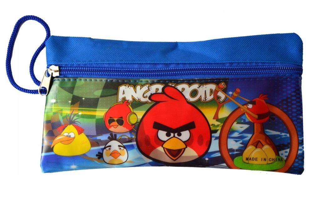 50 sztuk Szaszetki Bajkowe Angry Birds i inne