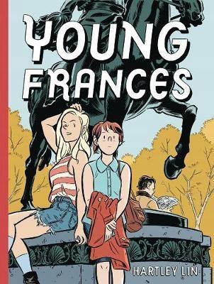 Komiks Young Frances, Hartley Lin, Warszawa