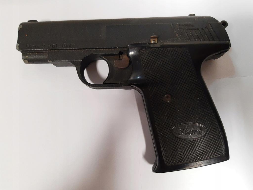PISTOLET HUKOWY STRASZAK START 3 6mm